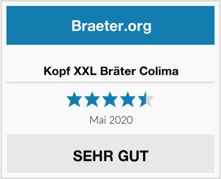 Kopf XXL Bräter Colima Test