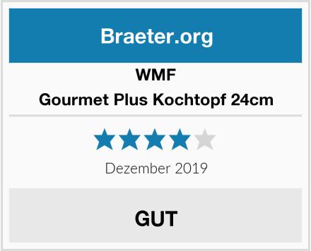 WMF Gourmet Plus Kochtopf 24cm Test