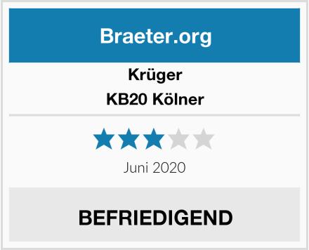Krüger KB20 Kölner Test