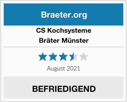 CS Kochsysteme Bräter Münster Test