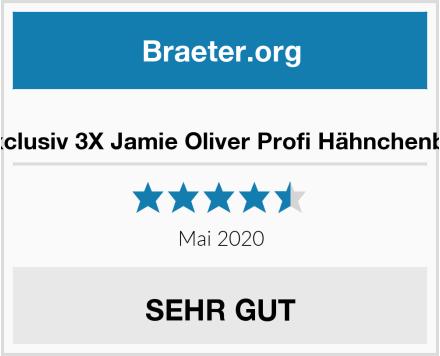 No Name TS Exclusiv 3X Jamie Oliver Profi Hähnchenbräter Test