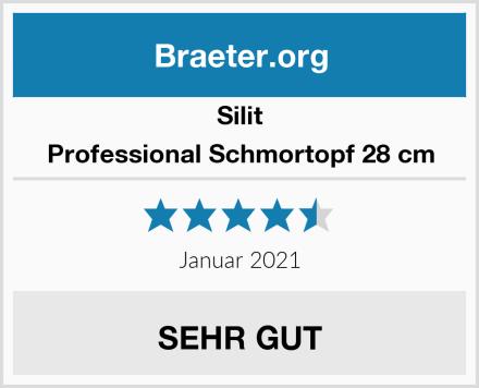 Silit Professional Schmortopf 28 cm Test