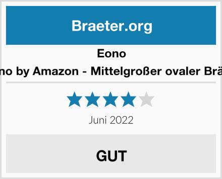 Eono Eono by Amazon - Mittelgroßer ovaler Bräter Test