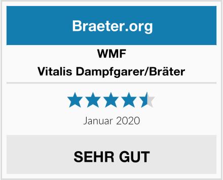 WMF Vitalis Dampfgarer/Bräter Test