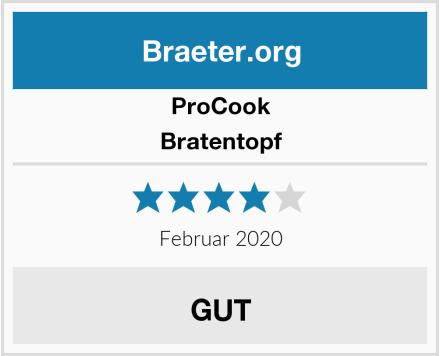 ProCook Bratentopf Test