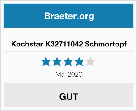 Kochstar K32711042 Schmortopf Test