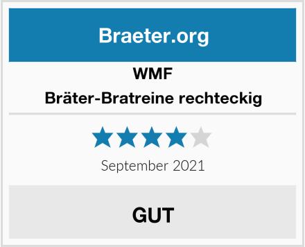 WMF Bräter-Bratreine rechteckig Test