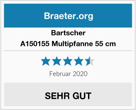 Bartscher A150155 Multipfanne 55 cm Test