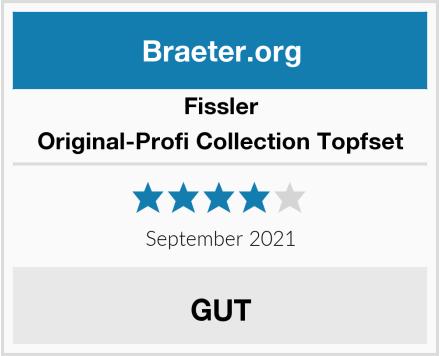 Fissler Original-Profi Collection Topfset Test