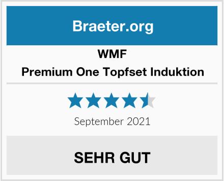 WMF Premium One Topfset Induktion Test
