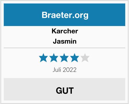 Karcher Jasmin Test