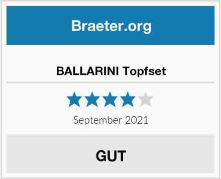 BALLARINI Topfset Test