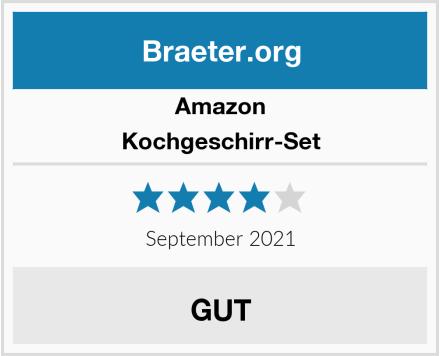 Amazon Kochgeschirr-Set Test