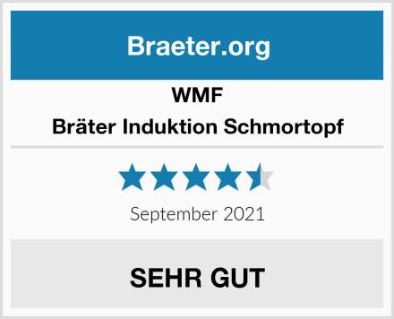 WMF Bräter Induktion Schmortopf Test