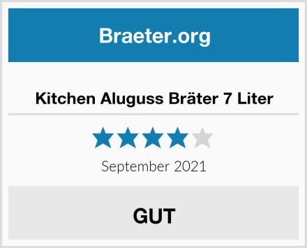 Kitchen Aluguss Bräter 7 Liter Test