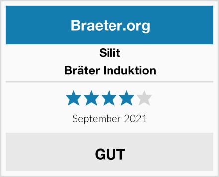 Silit Bräter Induktion Test