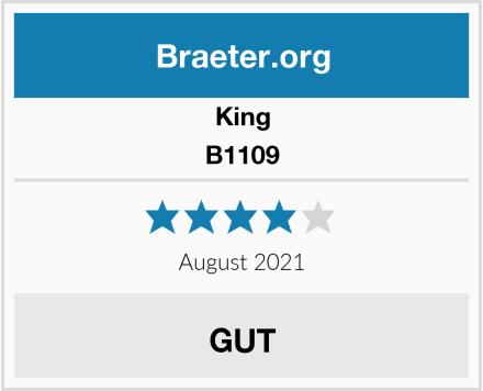 King B1109 Test