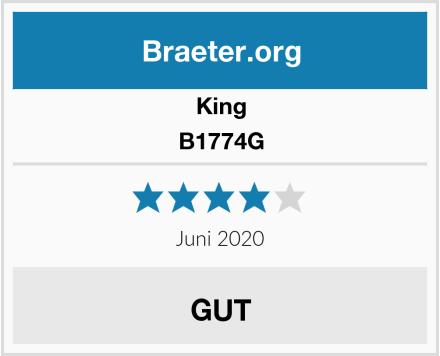 King B1774G Test