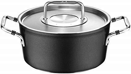 Fissler luno / Aluminium-Kochtopf (Ø 24cm, 4,9 L)