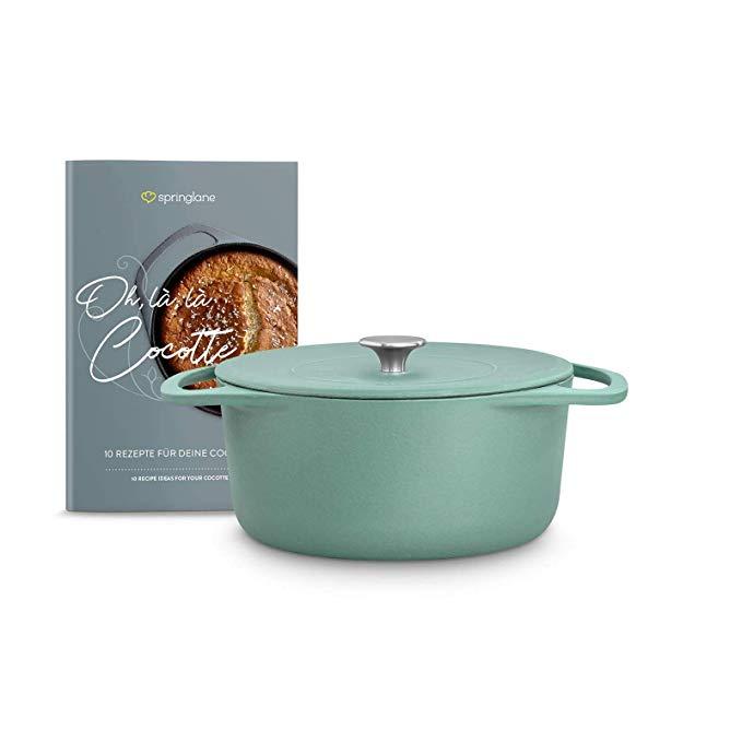 Springlane Kitchen Cocotte mit Deckel