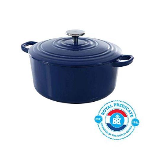 BK Cookware H6074.524 BK Bourgogne Schmortopf